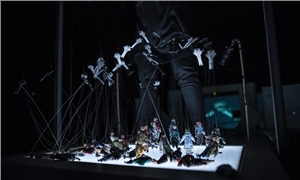 Link to event Ljubljana Puppet Theatre: OPEN THE OWL – SAMPO 2019 International Puppet Theatre Festival