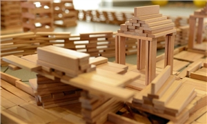 Link to event Playing with wooden blocks – Art clinic
