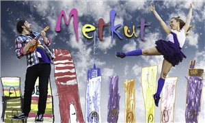 Link to event Metkut – Winter holiday's theatre week